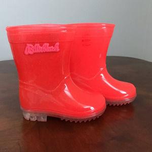 NIB - Toddlers Rain Boots
